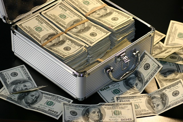 Dinero y apuestas