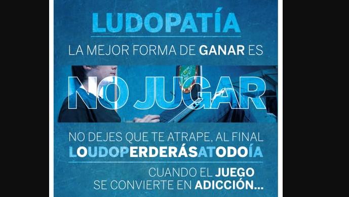 Publicidad anti ludopatía Melilla