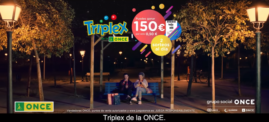Triplex ONCE