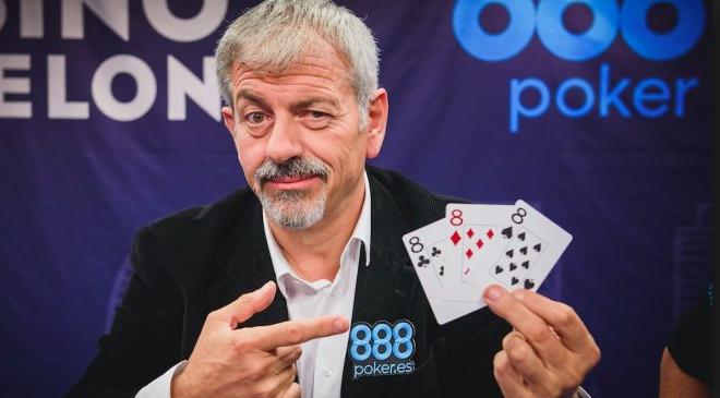 Carlos Sobera 888 apuestas