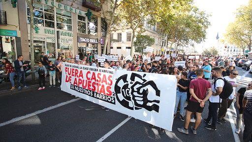 Casas apuestas Madrid